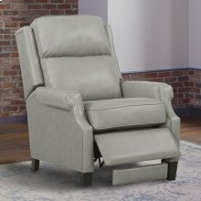 Dixon Mist Manual Pushback High Leg Recliner