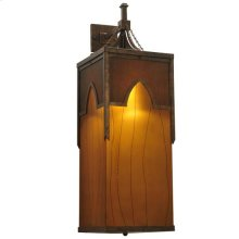 "15"" Wide Bellver Wall Sconce"