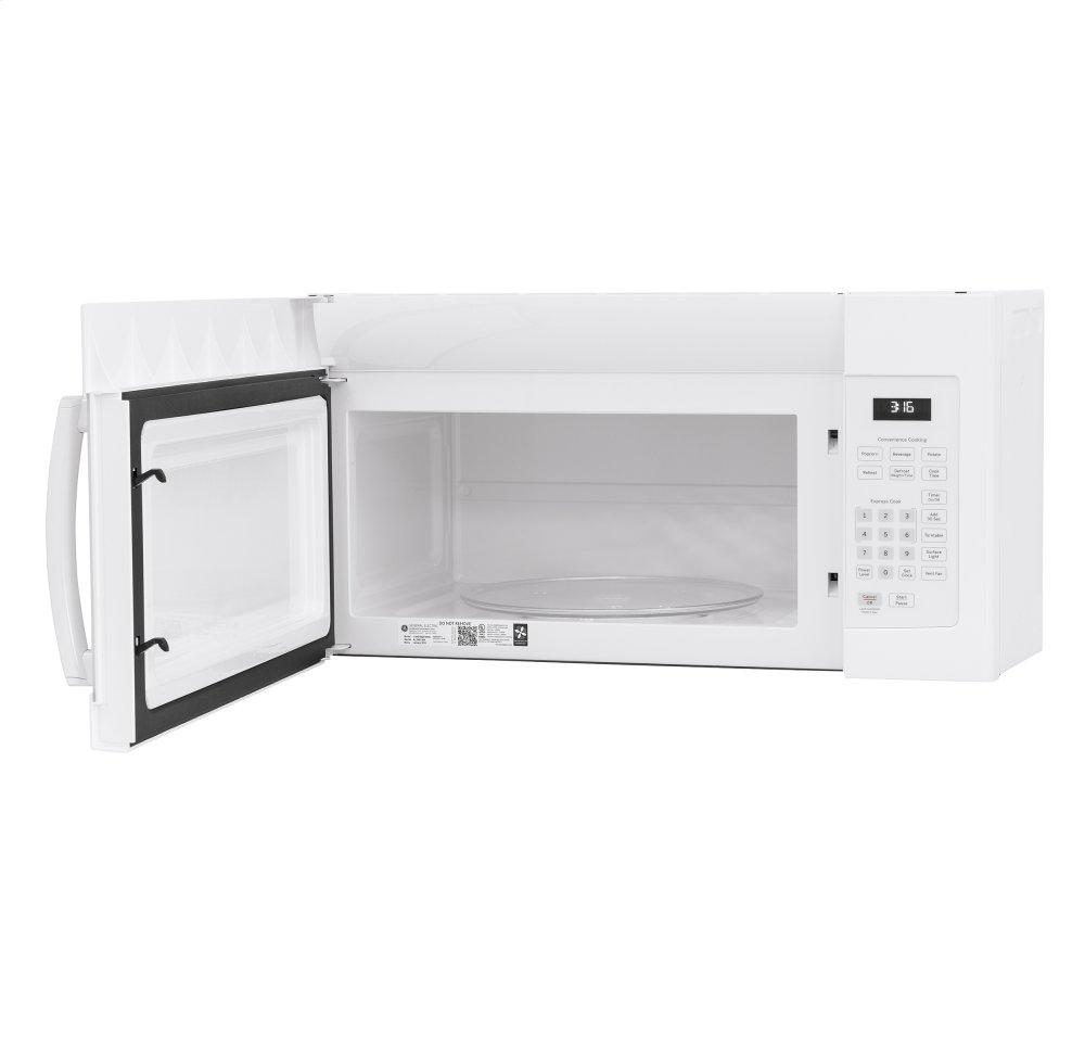 Ge R 1 6 Cu Ft Over The Range Microwave