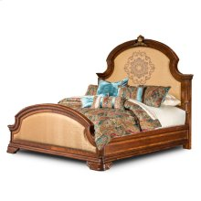 Eastern King Panel Bed