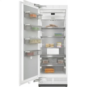 MieleF 2811 Vi MasterCool freezer For high-end design and technology on a large scale.