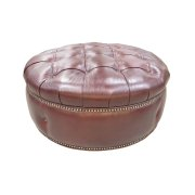 Armstrong Tufted Ottoman Product Image