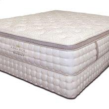 """Queen-Size Newport 15"""" Euro Pillow Top Mattress"""