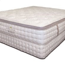 "Queen-Size Newport 15"" Euro Pillow Top Mattress"