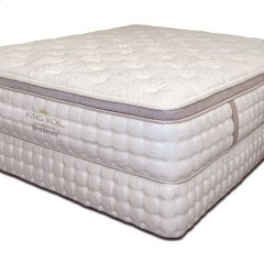 "Queen-Size Newport 15"" Euro Pillow Top Mattress Product Image"
