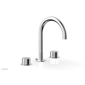 BASIC II Widespread Faucet 230-02 - Polished Chrome