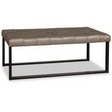 HAMILTON - 1091 BLACK (Ottomans and Benches)