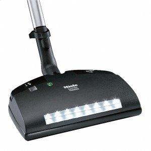 MieleSEB 236 Electro Premium - floorbrush especially wide for quick and deep cleaning of carpeting.