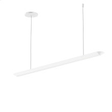 Glide LED Pendant W/downlight