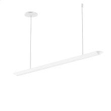 Glide™ LED Pendant w/Downlight