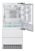 "36"" Combined refrigerator-freezer with BioFresh and NoFrost for integrated use Product Image"