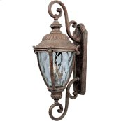 Morrow Bay Cast 3-Light Outdoor Wall Lantern
