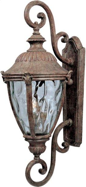 Morrow Bay Cast 3-Light Outdoor Wall Lantern