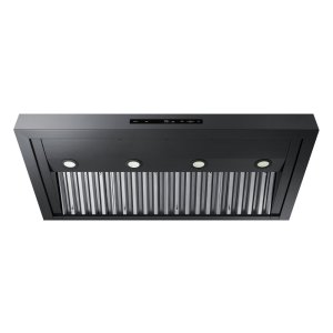 "DacorModernist 48"" Wall Hood, Graphite Stainless Steel"