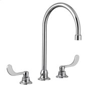 Monterrey Widespread Swivel Faucet  0.35 GPM  American Standard - Polished Chrome