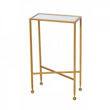 Chino Gold Side Table