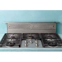 """36"""" Sorrento Downdraft Hood with 9 1/2"""" Rise - Stainless Steel"""