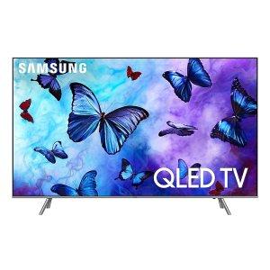 "Samsung Electronics49"" Class Q6FN QLED Smart 4K UHD TV (2018)"