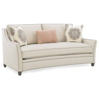 Domestic Living Room Benicio Bench Sofa Product Image