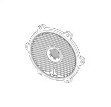 White Classic Grille/Tweeter Assembly for M880