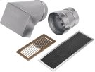 Optional Non-Duct Kit for Broan PM390SSP Power Pack Product Image