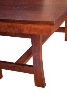 "42/68-2-12"" Trestle Table"