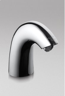 Brushed Nickel Standard EcoPower Faucet - Single Supply