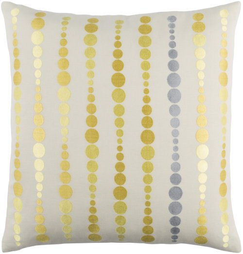 "Dewdrop DE-002 22"" x 22"" Pillow Shell with Down Insert"