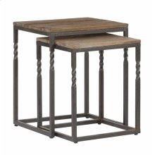 Nesting Tables - Reclaimed Fir Finish