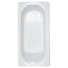 Princeton 60x34 inch Integral Apron Bathtub with Luxury Ledge  American Standard - White