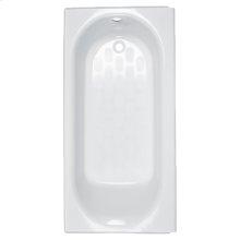 Princeton 60x34 inch Integral Apron Bathtub with Luxury Ledge  American Standard - White