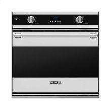 "30"" Single Oven, Chrome"
