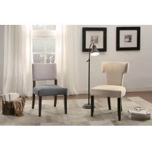 Accent Chair, Two-Tone