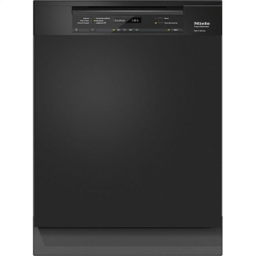 G 6745 SCU AM Pre-finished, full-size dishwasher with visible control panel, 3D+ cutlery tray and AutoOpen Drying