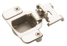 Self-closing, Concealed 3/8in(10mm) Overlay Hinge