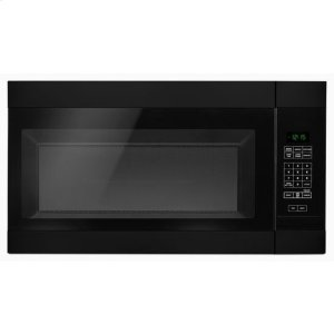 1.6 Cu. Ft. Over-the-Range Microwave with Add 0:30 Seconds - black - BLACK