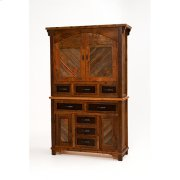 Western Traditions Stonegate Complete Hutch Product Image