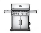 Rogue® 525 Natural Gas Grill with Infrared Side Burner Product Image