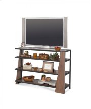 """16362 Wildwood """"Live Edge"""" Industrial TV Console Product Image"""