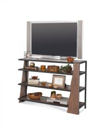 "16362 Wildwood ""Live Edge"" Industrial TV Console"