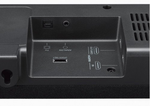 Sound Bar with DTS Virtual:X®
