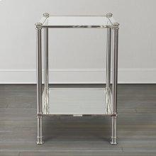 Metropolitan Chairside Table