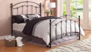 Queen Bed with Rails Product Image