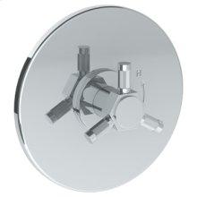 Wall Mounted Pressure Balance Shower Trim, 7