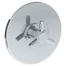 Wall Mounted Pressure Balance Shower Trim, 7