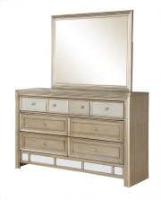 Champagne Dresser & Mirror Product Image