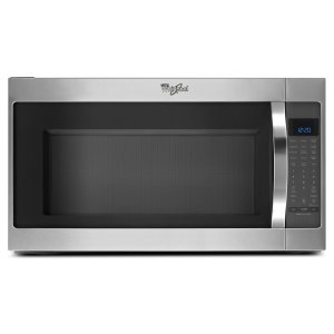 2.0 cu. ft. Capacity Steam Microwave With CleanRelease(R) Non-Stick Interior - STAINLESS STEEL
