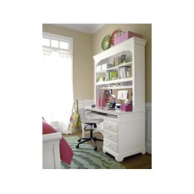 Desk Hutch - Summer White