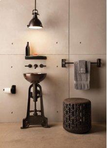 Industrial Accessories Cast Iron / Towel Bar 18