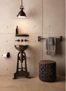 Industrial Accessories Cast Iron / Towel Bar 24